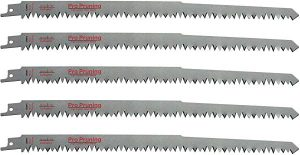Wood cutting blades Sawzall