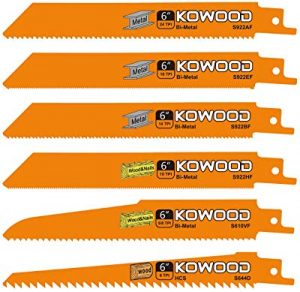 Kowood saw blades for metals