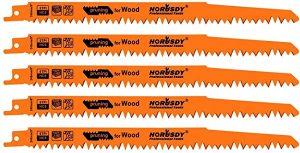 Horusdy reciprocating saw blades for trees