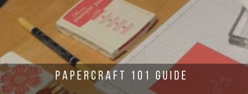 DIY papercraft guide