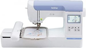 Brother PE800 for beginners