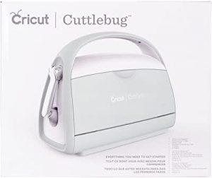 Cricut Cuttlebug leather die cutter