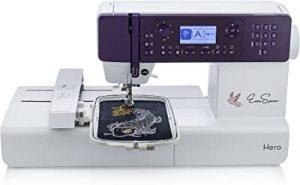 EverSewn Hero embroidery machine