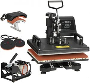 F2C Pro heat press machine for t-shirt printing