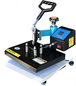 Fancierstudio heat press machine for t-shirt printing