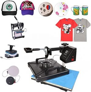 ShareProfit Digital heat press for t-shirt printing