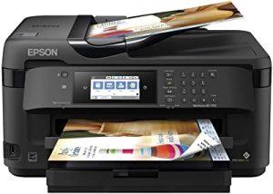 Workforce color printer