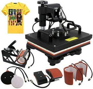 Zeny heat press for t-shirt printing